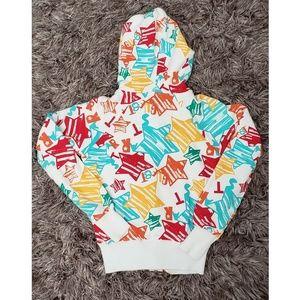 5e05574f Zara Jackets & Coats | Trf Hooded Star Jacket Size Small | Poshmark